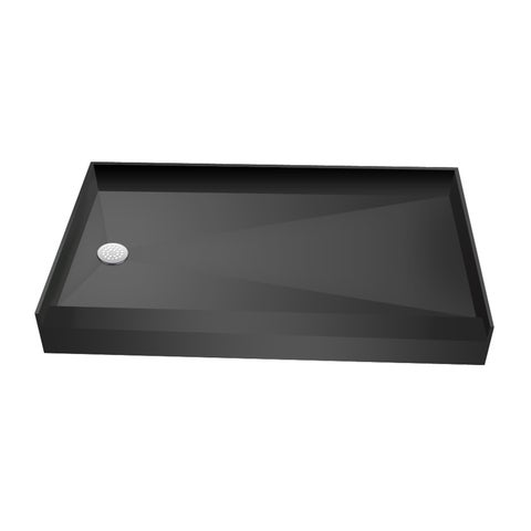 Redi Base 31 x 60 Bathtub Replacement Pan Left Drain 13-2-4