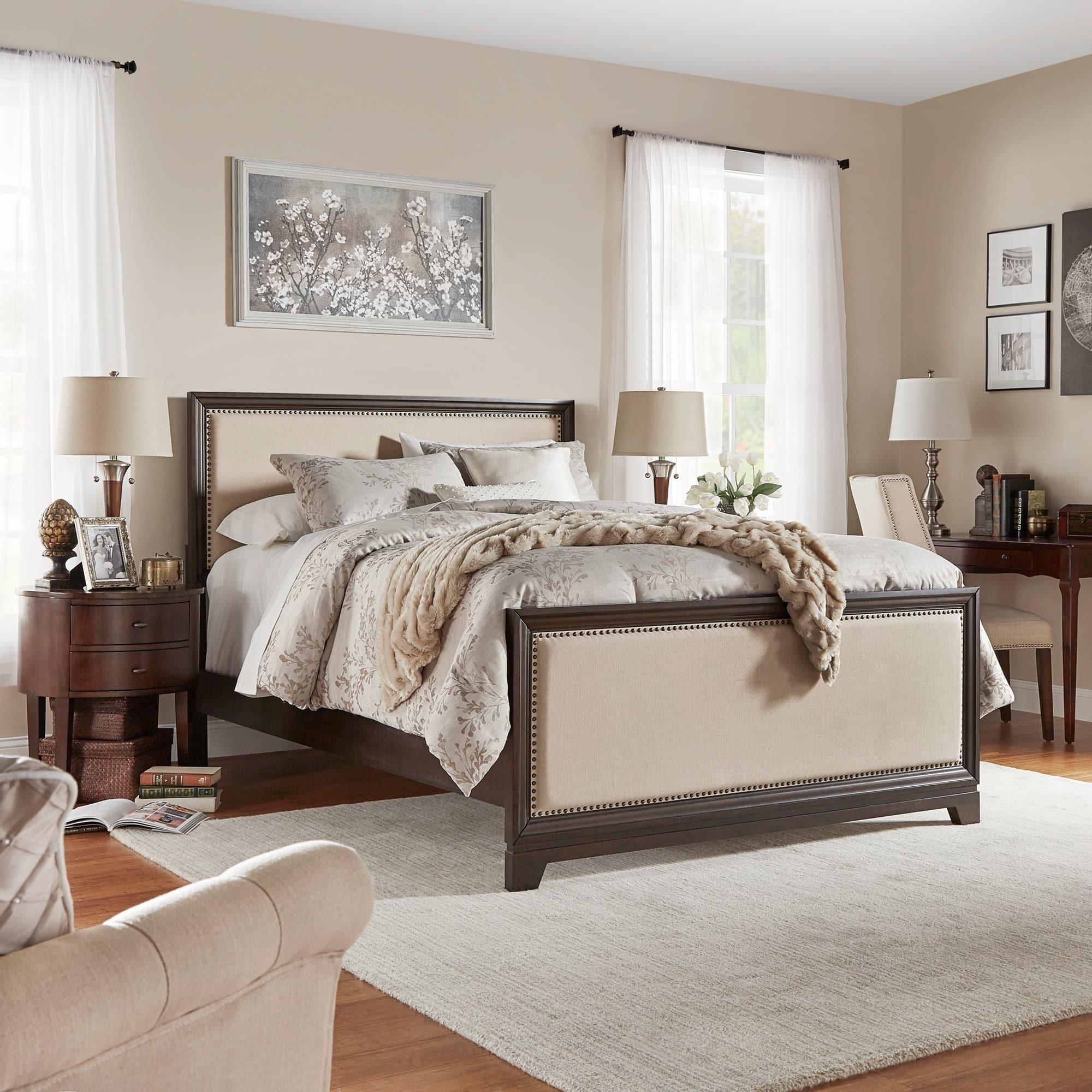 Buy Beds Online at Overstock.com   Our Best Bedroom Furniture Deals
