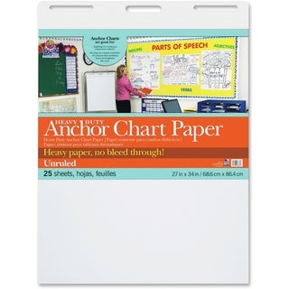 Pacon Heavy-duty Anchor Chart Paper - 4/CT