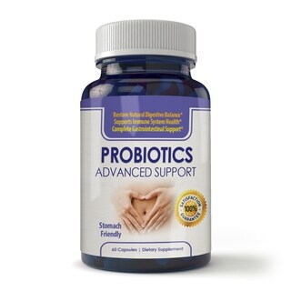 Totally Products #1 Probiotics Advanced Support (60 Capsules)