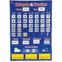 Learning Resources Educational Pocket Chart - 138/EA