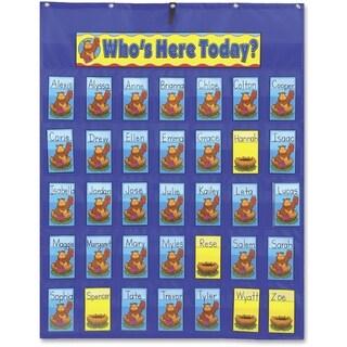 Carson-Dellosa Educational Pocket Chart - 1/EA