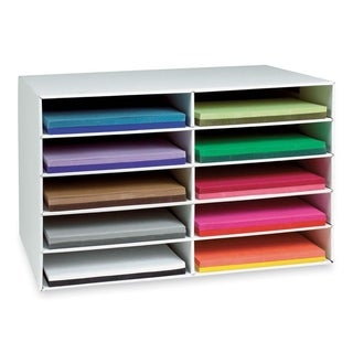 Pacon Construction Paper Storage Unit - 1/EA