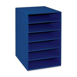 Pacon Six Shelf Organizer - 1/EA