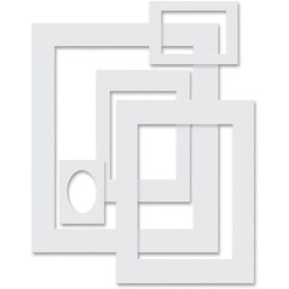 Pacon 72500 Pre-Cut Mat Frame