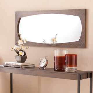 Holly & Martin Whitsel Burnt Oak Mirror