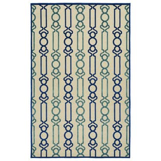 Indoor/Outdoor Luka Navy Mod Rug (8'8 x 12'0)|https://ak1.ostkcdn.com/images/products/10127534/P17265549.jpg?impolicy=medium