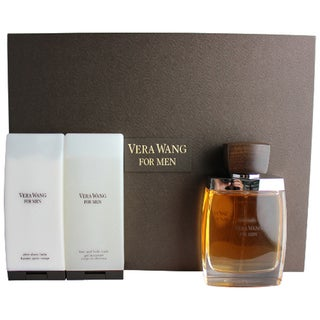 Vera Wang Men's 3-piece Gift Set