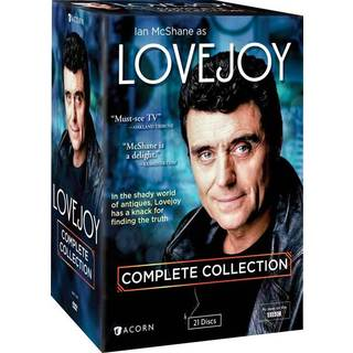Lovejoy: The Complete Collection (DVD)
