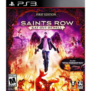 SAINTS ROW GAT (REPLEN) PS3