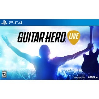 PS4 - Guitar Hero Live Bundle