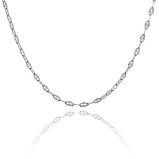Vance Co. 18 Inch Surgical Steel Coffee Chain Necklace (2.5mm)