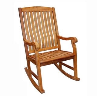 Savannah Collection Teak Rocking Chair