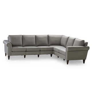 Avery Nickel 3-corner 2-sectional Sofa