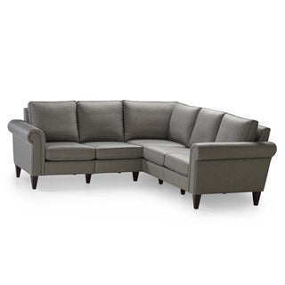 Avery Nickel 2-corner 2-sectional Sofa