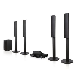 LG LHB655 5.1-channel 1000W Bluetooth Wi-Fi 3D Smart Home Theater System