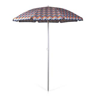 Vibe Collection Picnic Time Portable Beach/Picnic Umbrella|https://ak1.ostkcdn.com/images/products/10128777/P17266396.jpg?impolicy=medium