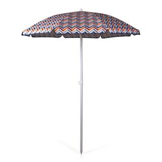 Vibe Collection Picnic Time Portable Beach/Picnic Umbrella