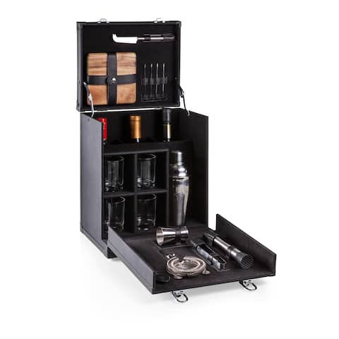 Legacy Hamilton Travel Bar in Black