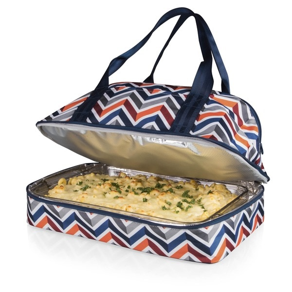 Picnic Time Vibe Collection Potluck Casserole Tote