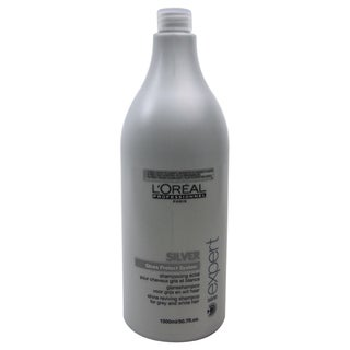 L'Oreal Paris Serie Expert Silver Shine 50.7-ounce Reviving Shampoo