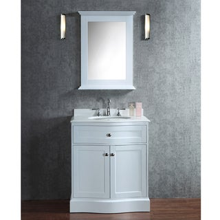 "Montauk 30"" Single-Sink Bathroom Vanity Set"