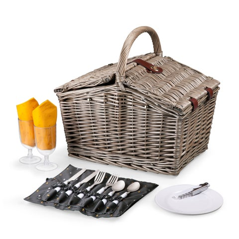 Picnic Time Anthology Collection Piccadilly Picnic Basket