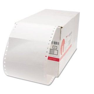 Universal White Dot Matrix Printer Labels