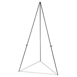 Universal Black Instant Setup Foldaway Easel
