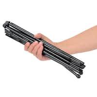 Universal One Black Heavy-Duty Instant Setup Foldaway Easel