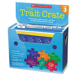 Scholastic Trait Crate Grade 3 Stickers