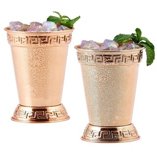 Old Dutch 12-ounce Mint Julep Cups (Set of 2) (2 options available)