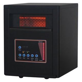 Comfort Glow Infrared Quartz Heater w/ Remote Control