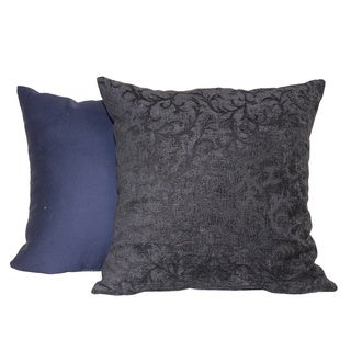 Ocean Night 16-inch Decorative Throw Pillow (Set of 2)