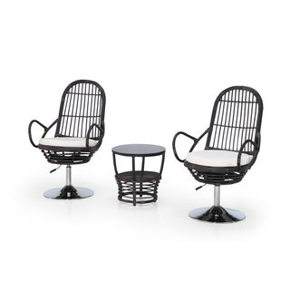 Pala 3-Piece Outdoor Conversation Set