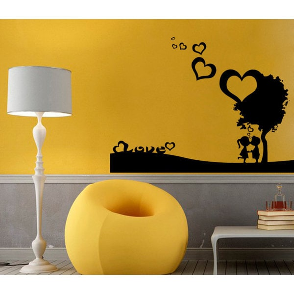 Love Inspirational Nursery Room Vinyl Sticker Wall Art - Free ...