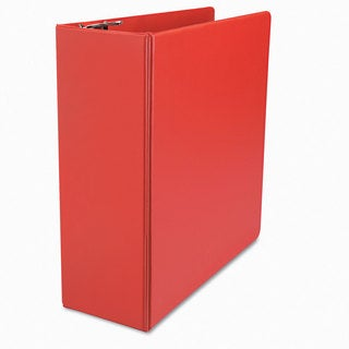 Universal One Red D-Ring Binder (Pack of 2)