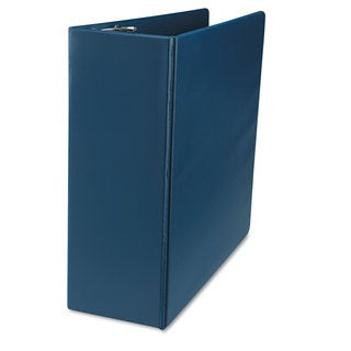 Universal One Navy D-Ring Binder (Pack of 2)