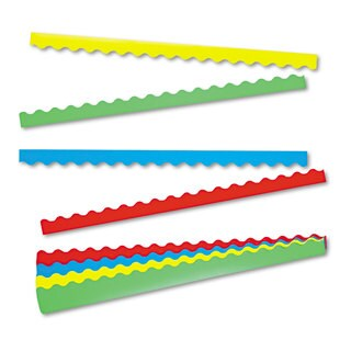 TREND Assorted Colors Terrific Trimmers Border Variety Pack