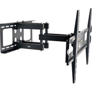 "Tripp Lite Display TV Wall Monitor Mount Swivel/Tilt 37"" to 70"" TVs / https://ak1.ostkcdn.com/images/products/10130058/P17267436.jpg?impolicy=medium"