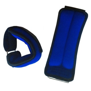 ActionLine KY-62003A 2LB Neoprene Wrist/ Ankle Weights