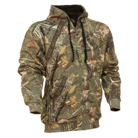 King's Camo Classic Woodland Shadow Hunting Hoodie