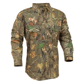 King's Camo Classic Button Up Shirt