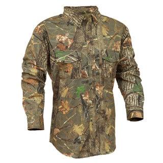 King's Camo Classic Button Up Shirt