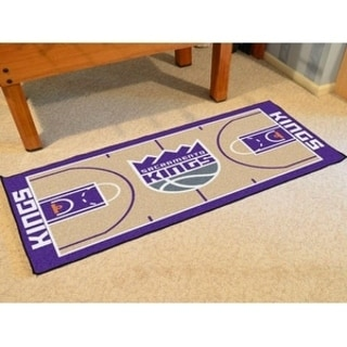 NBA - Sacramento Kings NBA Court Runner 24x44