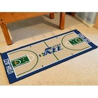 NBA - Utah Jazz NBA Court Runner 24x44
