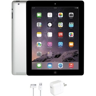 Refurbished Apple iPad 2, 16GB, WiFi, Black, 1 Year Warranty
