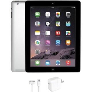 Refurbished Apple iPad 2, 16GB, WiFi, Black, 1 Year Warranty