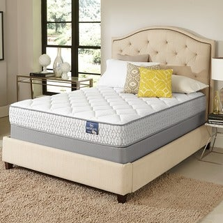 Serta Amazement Plush Full Mattress Set