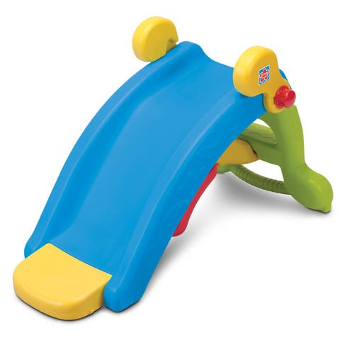 "Grow'n Up Fun Slide N Rocker - 20""Lx33""W x 20""H"